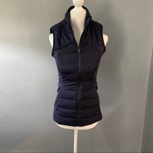 Lululemon Purple Vest